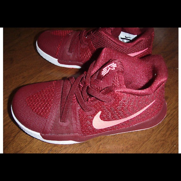 best sneakers 80ec2 9df5a Nike Kyrie 3 toddler boys shoes NWOB 5c hot punch